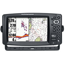 HUMMINBIRD 959ci HD XD 8inch Combo 50 and 83 and 200KHz