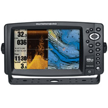 HUMMINBIRD 959ci HD DI 8inch Combo Down Imaging