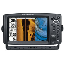 HUMMINBIRD 999ci HD SI KVD 8inch Combo Side Imaging