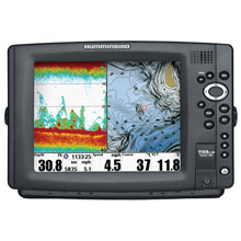 HUMMINBIRD 1159ci HD 1inch Combo 83 and 200KHz