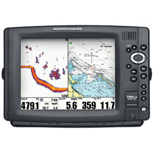 HUMMINBIRD 1159ci HD XD 10inch Combo 50 and 83 and 200KHz