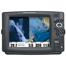 HUMMINBIRD 1159ci HD DI 10inch Combo Down Imaging