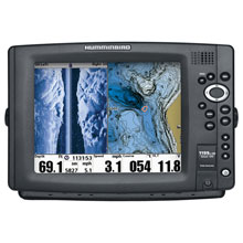 HUMMINBIRD 1199ci HD SI Combo 10inch KVD Side Imaging