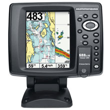 HUMMINBIRD 688ci HD XD Combo 50 and 83 and 200KHz