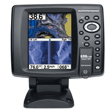 HUMMINBIRD 688ci HD SI Combo, Side Imaging