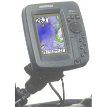 Humminbird RM-ATV RAM Mount, MFG 740116-1