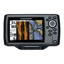 HUMMINBIRD Helix 5 SI Combo Side Imaging VanDam