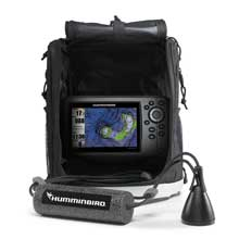 HUMMINBIRD Helix 5 ICE Sonar and GPS