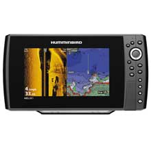 HUMMINBIRD Helix 10 DI and GPS Combo