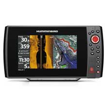 HUMMINBIRD Helix 9 SI and GPS KVD Combo