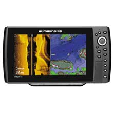 HUMMINBIRD Helix 10 SI and GPS Combo