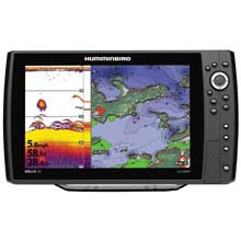 HUMMINBIRD Helix 10 Sonar and GPS Combo