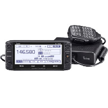 ICOM Vhf/uhf amateur mobile radio