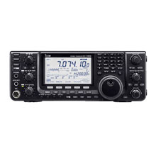 ICom IC%2D7410 02 HF and 50MHz Transceiver