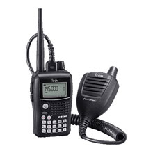 ICOM 5W 2m and 70cm 144%2D148 and 420%2D450MHz FM and DV