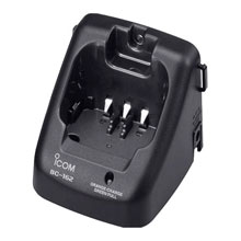 ICOM Rapid Charger, M34/M36 AC adapter req.