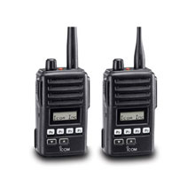 ICOM IC%2DF60 UHF Transceiver