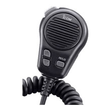 ICOM Microphone with plug for M504,M604. Black