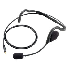 Icom Headset w/Boom Mic f/M72 M88 and GM1600