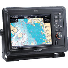 ICom MXF5000 Fish Finder Module 50 and 200KHz