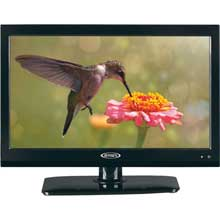 JENSEN 19 inch LCD Television w/DVD Player