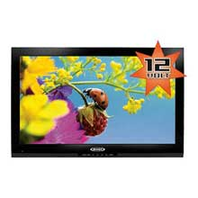 JENSEN 24 inch LED LCD TV 12 vdc