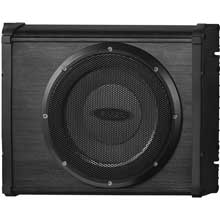 JENSEN JMPSW800 200W Amplified Subwoofer 8 inch