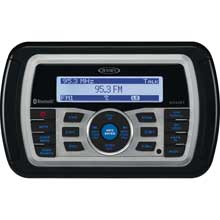 Jensen MS40 Bluetooth 4 inch Rect Compact Stereo