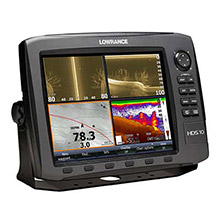 LOWRANCE HDS 10 Gen2 Insight USA 83/200 kHz TM Transducer