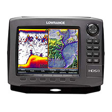 LOWRANCE HDS 8 Gen2 Insight USA 83/200 kHz TM Transducer