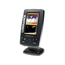 LOWRANCE Elite-4X HDI Sounder Fishfinder 50/83/200 and 455/800, no Transducer