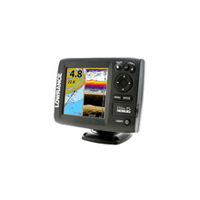 LOWRANCE Elite-5 CHIRP COMBO without Transducer