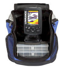 LOWRANCE Elite-3X All Season Portable Pack