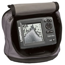 LOWRANCE Mark%2D5X Portable Fishdfinder Mono w and 200 kHz