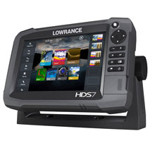 LOWRANCE HDS-7 GEN3 Insight, without Transducer