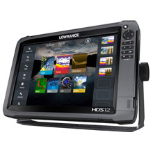 LOWRANCE HDS-12 GEN3 Insight, without Transducer