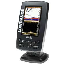 LOWRANCE Elite%2D4X CHIRP Sonar 83 and 200 DI 455 and 800