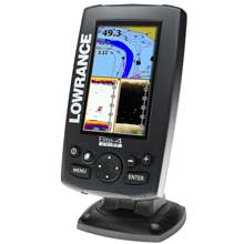 LOWRANCE Elite%2D4 CHIRP Navionics 83 and 200 455 and 800