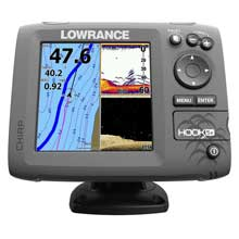 LOWRANCE Hook-5X Sonar with Transducer, no GPS
