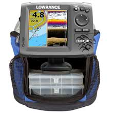 LOWRANCE Hook%2D5 Ice Machine