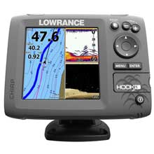 LOWRANCE Hook-5 without Transducer