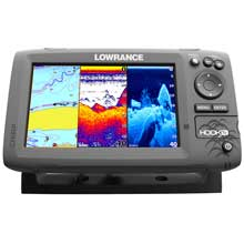 LOWRANCE Hook-7X with Transducer