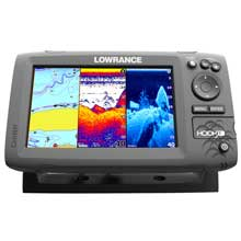 LOWRANCE Hook-7 with Transducer and Navionics plus maps