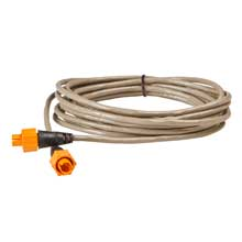 LOWRANCE 50ft Ethernet Cable w Yellow Plugs