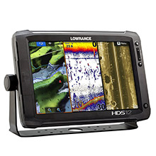 LOWRANCE HDS 12 Gen2 Touch Insight USA Multifunction with 50 and 200 KHz transducer