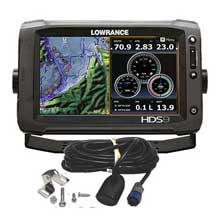 LOWRANCE HDS-9 GEN2 Touch Insight w/83/200