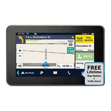 MAGELLAN RoadMate Commercial 9485T-LMB, 7 inch