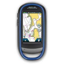 MAGELLAN EXplorist 510 Marine Edition w and Navionics US Waters US Coastal Inland