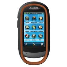 MAGELLAN EXplorist 710 3 inch Altimeter and Compass and Cam