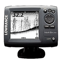 LOWRANCE Mark%2D5x DownScan Imaging DSI Fishfinder with Transducer